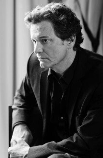 Colin Firth, by Jillian Edelstein - NPG x135643