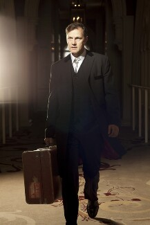 David Morrissey, by Jillian Edelstein, October 2011 - NPG x135644 - © Jillian Edelstein / Camera Press