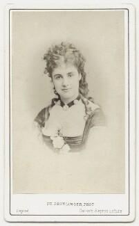 Adelaide Neilson, by Charles Reutlinger - NPG x135653