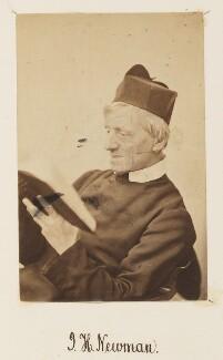 John Newman, by Henry Joseph Whitlock - NPG Ax27720