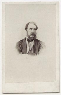 Possibly Joseph Samuel Welch, by The Albany Photographic Studio - NPG Ax17173
