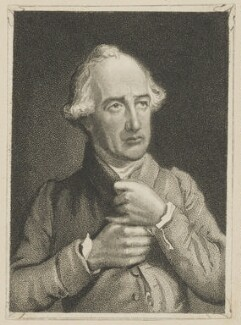 Daniel Terry as Mr Simpson in 'Simpson & Co.', by John Rogers, after  Thomas Charles Wageman - NPG D38631