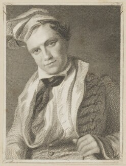 William Henry Williams as Hock, published by George Virtue, probably after  Thomas Charles Wageman - NPG D38632