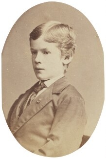 Henry Malcolm Thomas, by Unknown photographer - NPG Ax160572