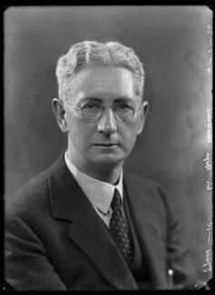 Sir Ralph Endersby Harwood, by Bassano Ltd - NPG x104637