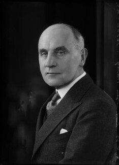 Edward Herbert Cozens-Hardy, 3rd Baron Cozens-Hardy, by Bassano Ltd - NPG x157333