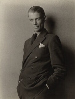 James Whale, by Unknown photographer - NPG x135692
