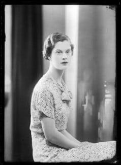 Lady Susan Alice Askew (née Egerton), by Bassano Ltd, 16 June 1933 - NPG x157387 - © National Portrait Gallery, London