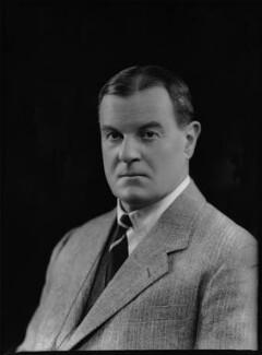 Sir Hyde Clarendon Gowan, by Bassano Ltd - NPG x157426