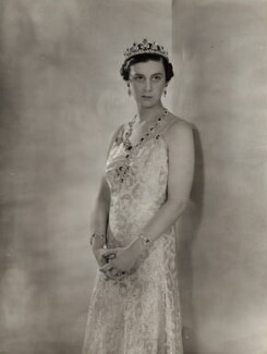 Princess Marina, Duchess of Kent, by Peter North - NPG x135725
