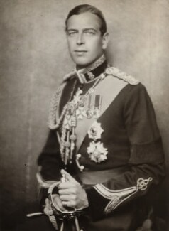 Prince George, Duke of Kent, by Hugh Cecil (Hugh Cecil Saunders), for  Topical Press - NPG x135726