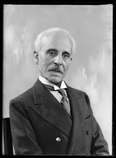 Sir Eliot Arthur de Pass, by Bassano Ltd - NPG x157469