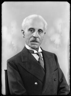 Sir Eliot Arthur de Pass, by Bassano Ltd - NPG x157470