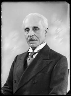 Sir Eliot Arthur de Pass, by Bassano Ltd - NPG x157471