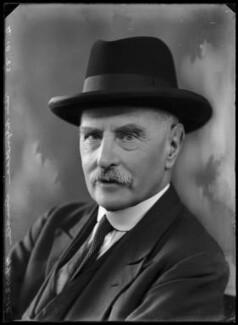 Sir Wyndham Rowland Dunstan, by Bassano Ltd - NPG x157504