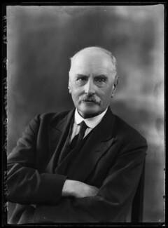 Sir Wyndham Rowland Dunstan, by Bassano Ltd - NPG x157505