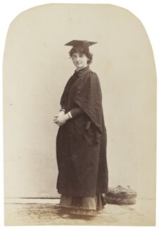 Alys Whitall Russell (née Pearsall Smith), by Unknown photographer - NPG Ax160590