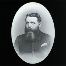 probably Henwood Thomas, after Sir Francis Carruthers Gould ('F.C.G.') - NPG D41981