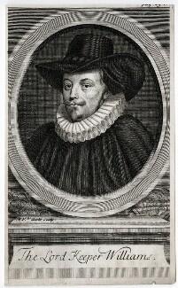 John Williams, by Michael Vandergucht - NPG D42274