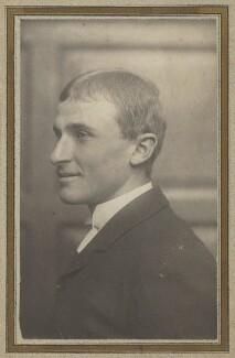 (Lloyd) Logan Pearsall Smith, by Frederick Hollyer - NPG Ax160599