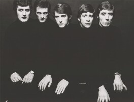 The Moody Blues, by Terence Donovan - NPG x135743