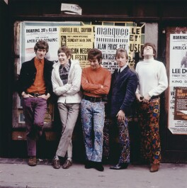 Dave Dee, Dozy, Beaky, Mick & Tich, by (Dezider) Dezo Hoffmann - NPG x135746