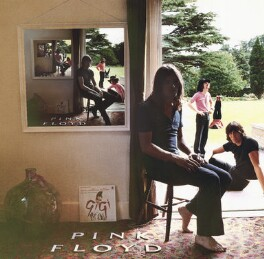 Pink Floyd (Dave Gilmour; Nick Mason; Richard Wright; Roger Waters), by Storm Thorgerson, by  Hipgnosis - NPG x135752