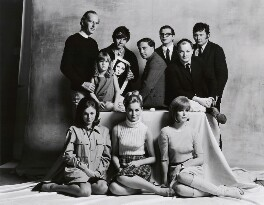 Six photographers with their favourite models, by Terence Daniel Donovan, 1960s - NPG x135756 - Photo Terence Donovan, © The Terence Donovan Archive
