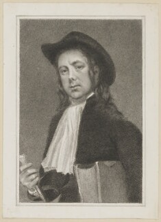 John Liston as Dominie Sampson, by Thomas Woolnoth, after  Thomas Charles Wageman - NPG D38646