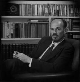 Donald Alexander Titchen, by Antony Barrington Brown - NPG x104711