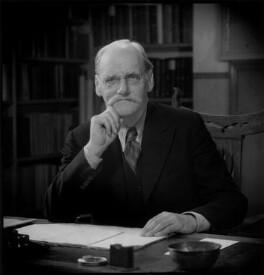 Gerald Robert Owst, by Antony Barrington Brown - NPG x104786