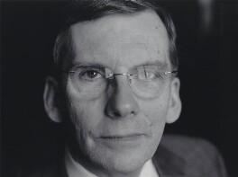Sir David Bruce Omand, by Alexander McIntyre - NPG x135766