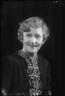 Lady Anderson, by Bassano Ltd, 19 May 1942 - NPG x104808 - © National Portrait Gallery, London