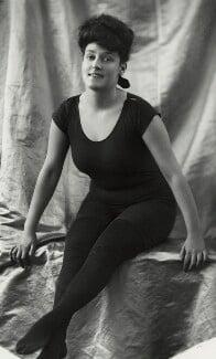 Annette Marie Sarah Kellerman, by H. Walter Barnett - NPG x135806
