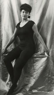 Annette Marie Sarah Kellerman, by H. Walter Barnett - NPG x135807