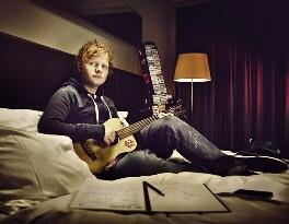 Ed Sheeran, by Steve Schofield - NPG x135927