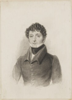 John Braham, by Thomas Woolnoth, published by  Dean & Munday, after  Thomas Charles Wageman - NPG D38664
