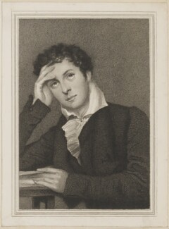 John Cooper as Egerton in Macklin's 'Man of the World', by Thomas Woolnoth, published by  Simpkin and Marshall, after  Thomas Charles Wageman - NPG D38665