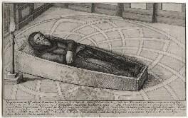 John de Gavarelle, by Wenceslaus Hollar - NPG D42298
