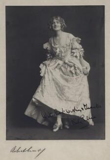 Lily Elsie (Mrs Bullough), by Malcolm Arbuthnot - NPG x135836