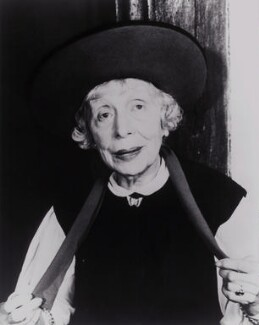 Dame Edith Evans (Dame Edith Mary Booth), by Roger Clifford Ltd - NPG x135838