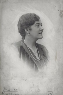 Florrie Forde (née Florence Flanagan), by Unknown photographer - NPG x135842