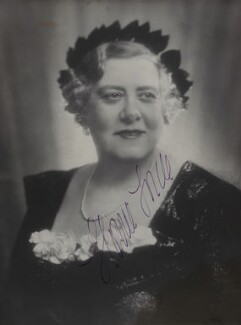 Florrie Forde (née Florence Flanagan), by Unknown photographer - NPG x135843
