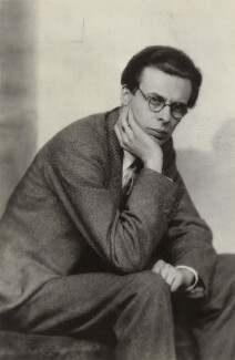 Aldous Huxley, by Dorothy Wilding - NPG x135934