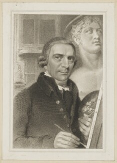 Richard John ('O') Smith as Virgil in Coleman's 'Love Laughs at Locksmiths', by R. Page, after  Thomas Charles Wageman - NPG D38676