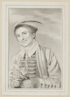 James Pimbury Wilkinson as Simpkin in Dibdin's 'The Deserter', by Thomas Wright, published by  Simpkin and Marshall, after  Thomas Charles Wageman - NPG D38677