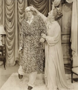 Graham Payn and Gertrude Lawrence in 'Ways and Means', by Unknown photographer - NPG x135855