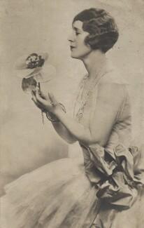 Clarice Mayne, by Newton & Len Stewart - NPG x135866