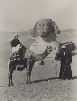 Anna Pavlova in Egypt, by Anglo-Swiss Photo-Studio, Cairo - NPG x135875
