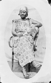 Lady Atta, by Bassano Ltd - NPG x105084